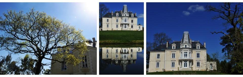 Mauves sur Loire Château de Bel air